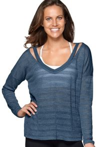 Lorna Jane Shape Up L/Slv Top