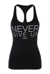 Lorna Jane Never Give Up Tank