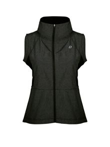 Lorna Jane Cocoon S/Less Jacket