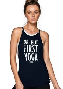 Lorna Jane Always Yoga Tank
