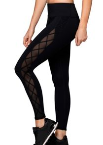 Lorna Jane Vanity Core F/L Tight