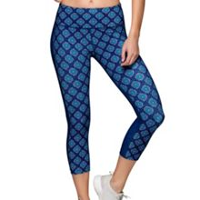 Lorna Jane Electric Boho 7/8 Tight