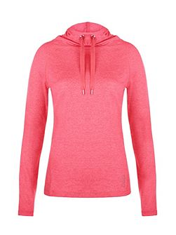 Annika Hooded Excel Pullover