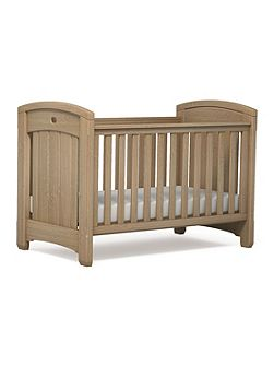 Classic Royale Cot Bed Almond