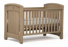 Boori Classic Royale Cot Bed Almond