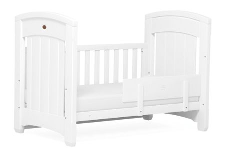 Boori Classic Royale Cot Bed White