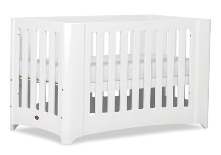 Boori Dawn Expandable Cot Bed White
