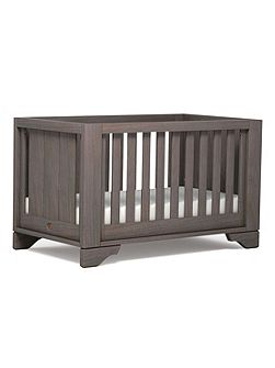 Eton Expandable Cot Bed Mocha