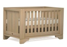 Boori Eton Expandable Cot Bed Natural
