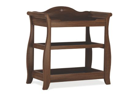 Boori Sleigh 3 Tier Changer English Oak