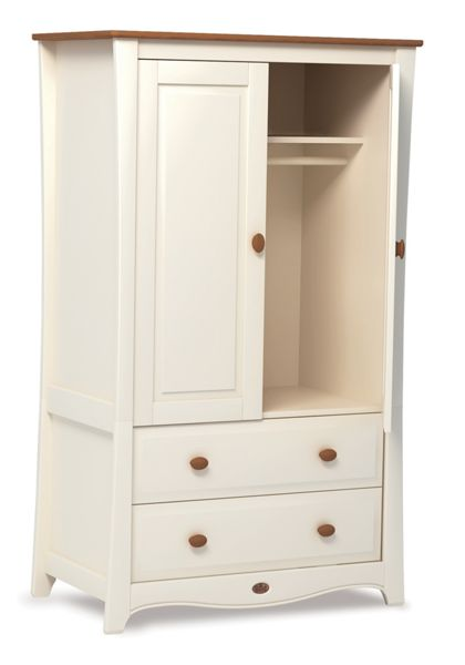 Boori Provence Wardrobe Ivory Honey