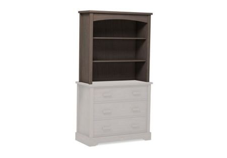 Boori Bookcase Hutch Mocha
