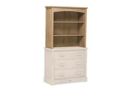 Boori Bookcase Hutch Natural