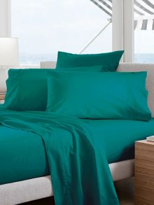 Classic percale - 300tc kingfisher housewife pill