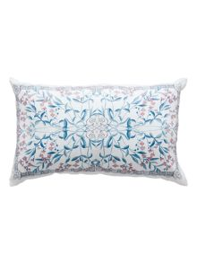 Sheridan Rayna mulberry cushion