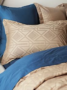 Keating Rattan Oxford Pillowcase Pair Jacquard