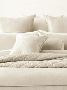 Cleary birch cushion jacquard weave