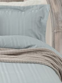 Newmark sterling square pillowcase subtle sateen