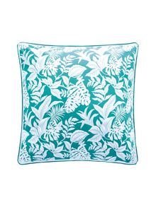 Coralreef Forest square pillowcase