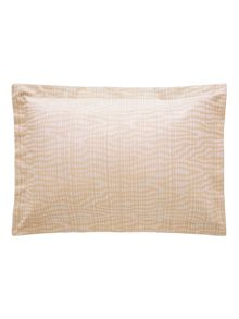 Hamersley Wheat oxford pillowcase pair