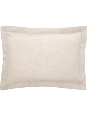 Sheridan Abbotson linen oxford pillowcase