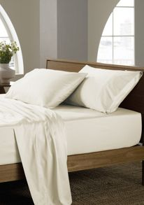 400 thread count vanilla housewife pillowcase pai