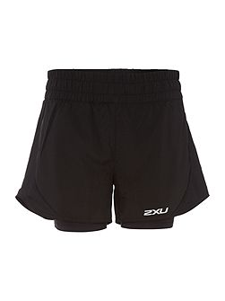 Womens Pace Compression Short