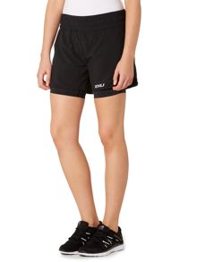 2XU Womens Pace Compression Short