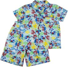Boys Sea World Shortie Pj