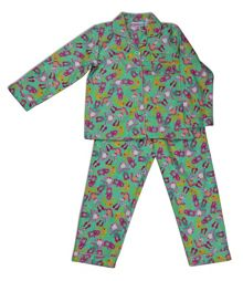 Mini ZZZ Rag Doll Flannel PJ