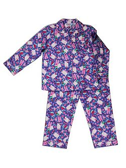 Slumber Party Flannel PJ