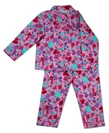 Mini ZZZ Fashion Flannel PJ
