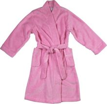 Mini ZZZ Pale Pink Robe