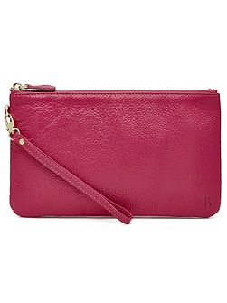 Mighty purse wristlet with power bank