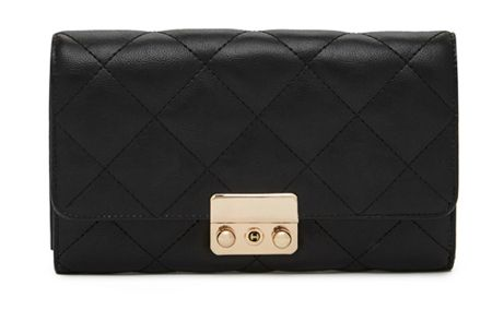 H Butler Power bank quilted wallet