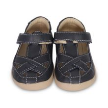 Old Soles Kids  Criss Cross T Bar