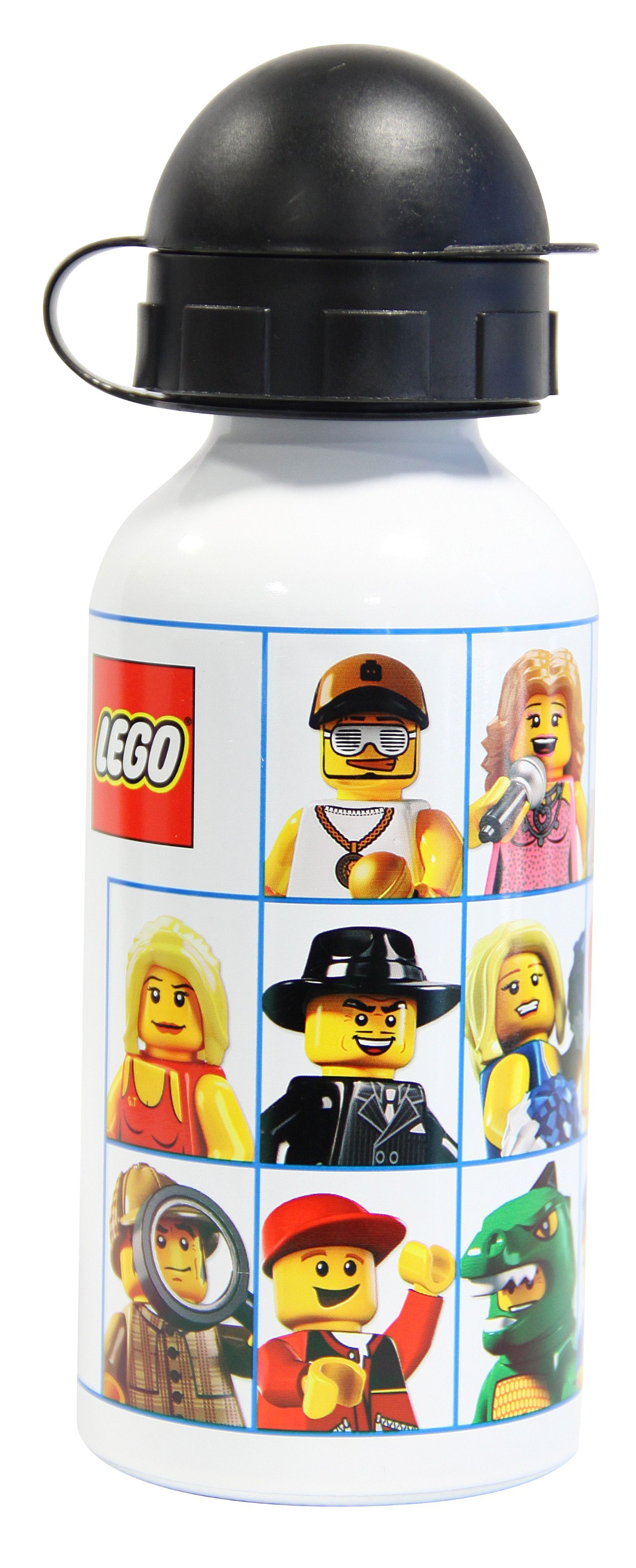 Lego Alloy Minifgure Bottle