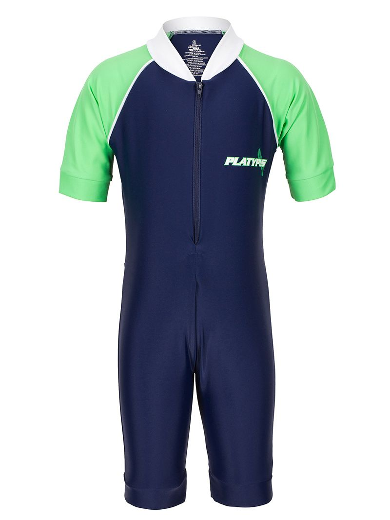 Boy`s solar sunsuit