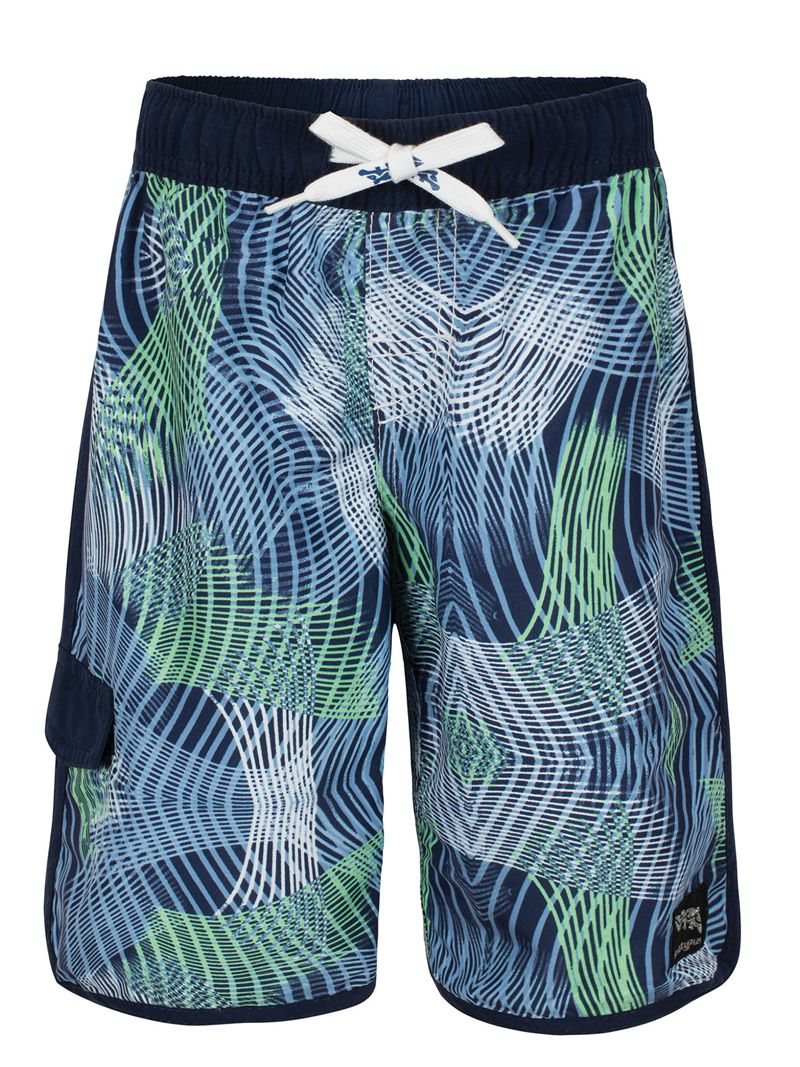 Boy`s slim boardshort