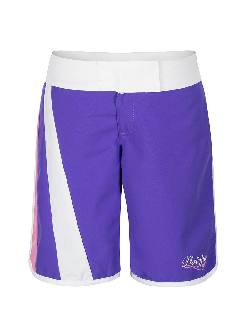 Girl`s long boardshort
