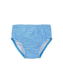 Baby Boy`s twisted rope brief upf50+