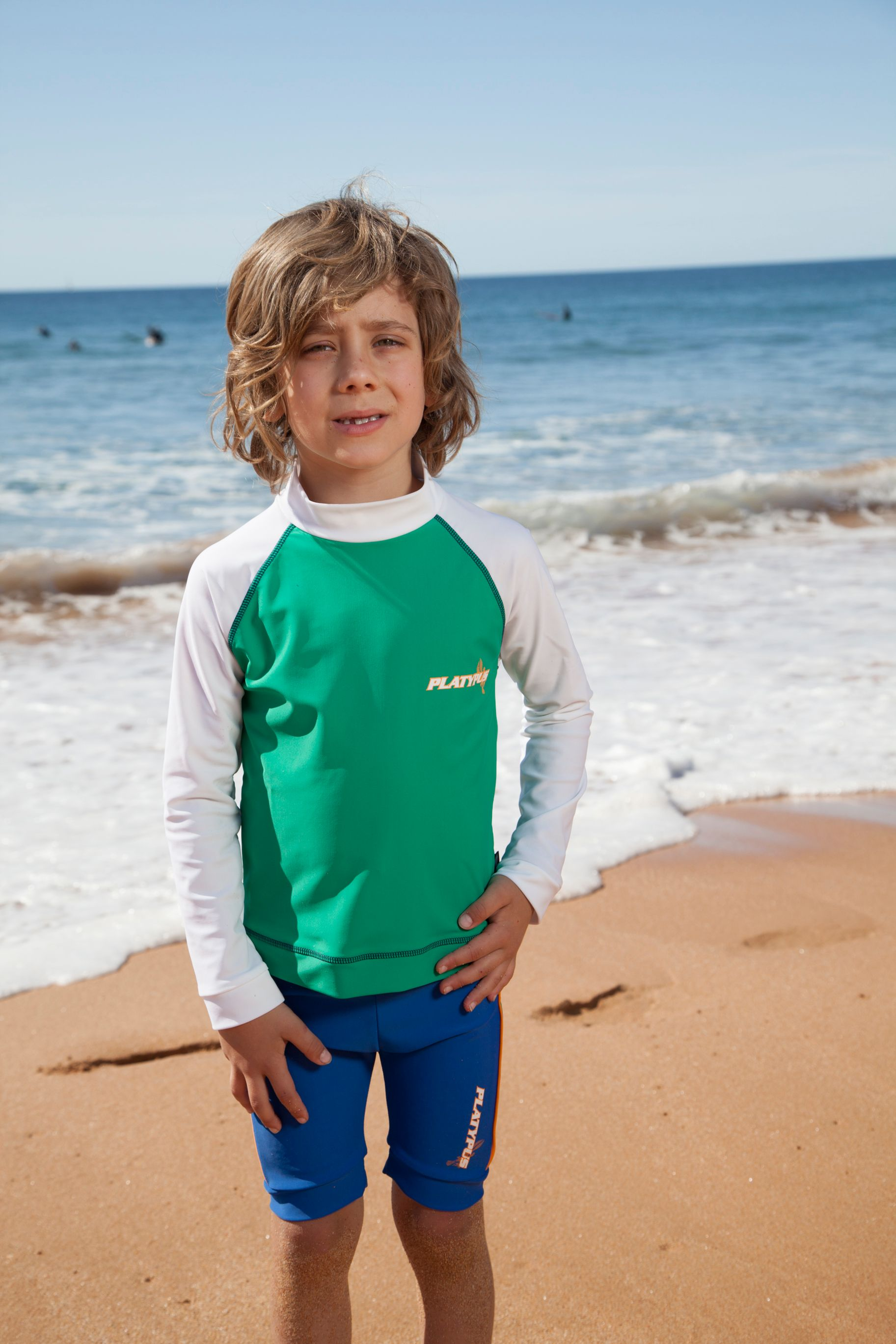 Boy`s grand prix ls sunshirt upf50+