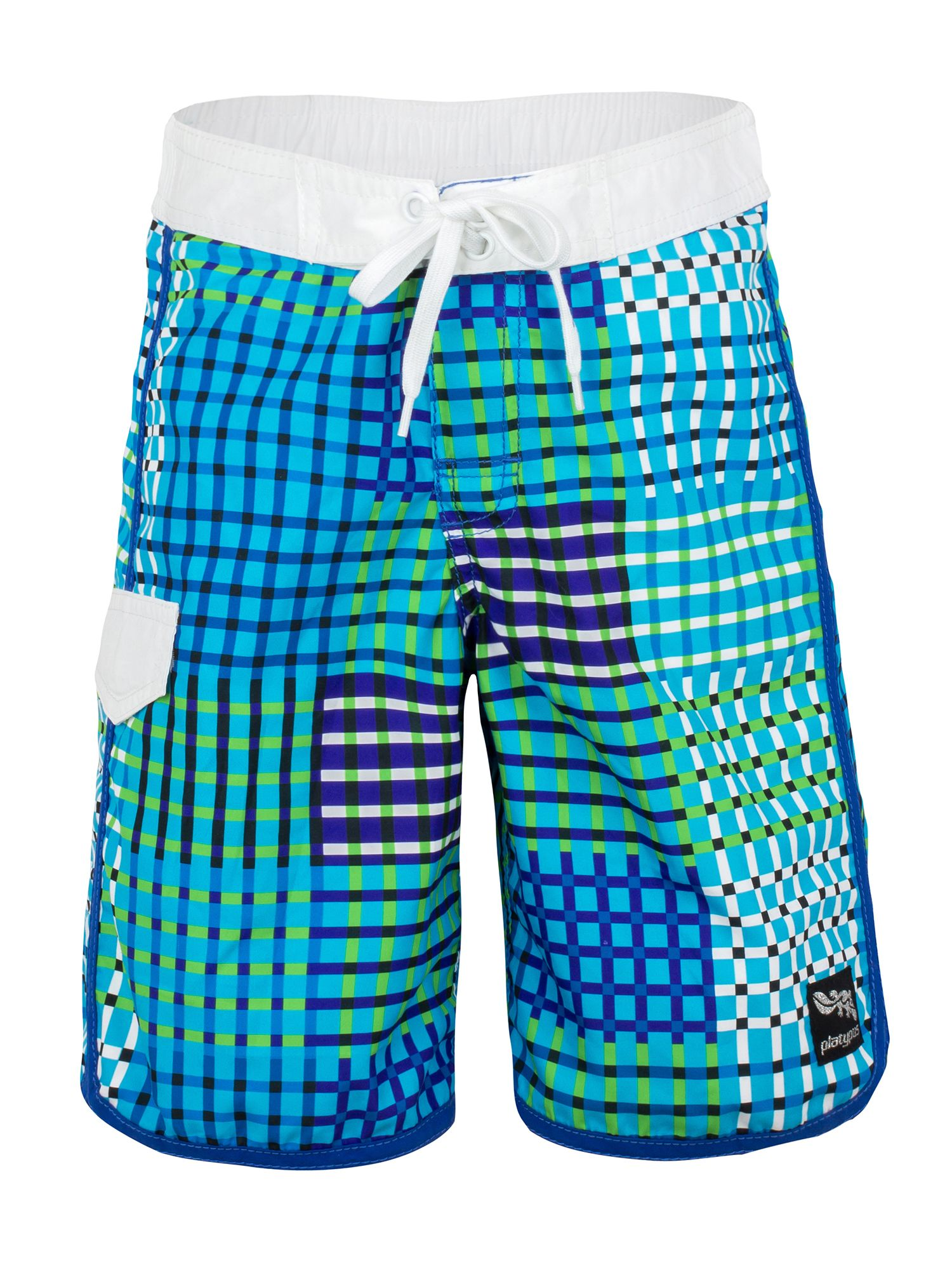 Boy`s surf slim boardshort upf50+