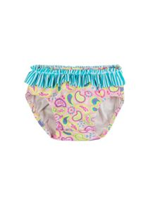Platypus Australia Girls UPF50+  Paisley Baby Brief