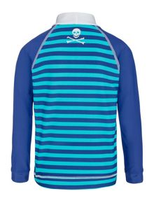 Boys UPF50+  Life Buoy Sunshirt LS