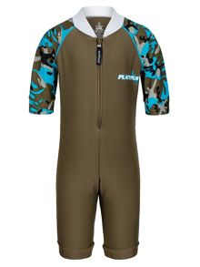 Boys UPF50+ sunsuit