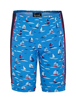 Boys UPF50+ Regatta Bike Short