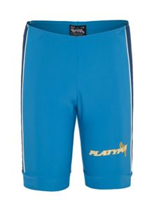 Platypus Australia Boys UPF50+ Retro Hawaii Bike Short
