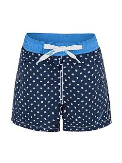Boys UPF50+ Retro Hawaii Swim Short