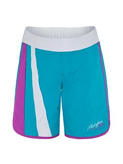Girls UPF50+ Aztec Long Boardshort